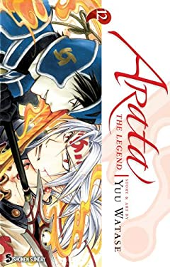 Arata: The Legend, Vol. 12 9781421542706