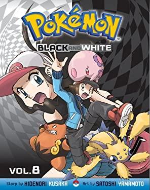 Pokemon Black and White, Volume 8 9781421542836