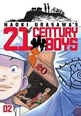 Naoki Urasawa's 21st Century Boys, Vol. 2 9781421543277
