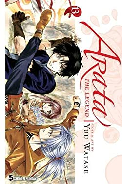 Arata: The Legend, Vol. 13 9781421543338