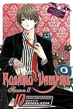 Rosario+vampire: Season II, Vol. 10 9781421548791
