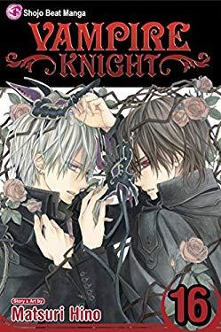 Vampire Knight, Vol. 16 9781421551548