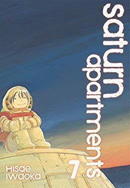 Saturn Apartments, Vol. 7 9781421552682