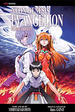 Neon Genesis Evangelion, Vol. 13 9781421552910