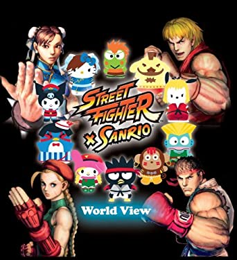 Street Fighter X Sanrio: World View 9781421553481