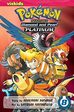 Pokemon Adventures Diamond & Pearl Platinum 9781421554044