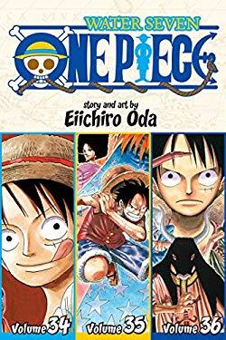 One Piece: Water Seven 34-35-36, Vol. 12 (Omnibus Edition)