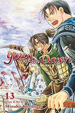 Yona of the Dawn, Vol. 13