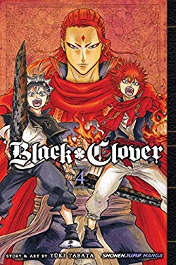 Black Clover, Vol. 4