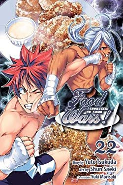 Food Wars!: Shokugeki no Soma, Vol. 22