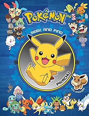 Pokmon Seek and Find - Pikachu (Pokemon Seek and Find)