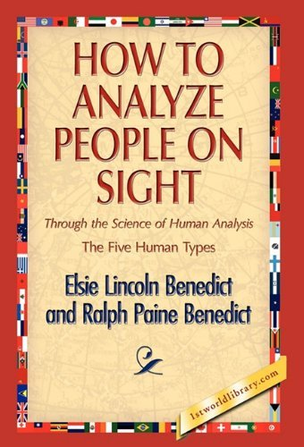 How to Analyze People on Sight 9781421891873