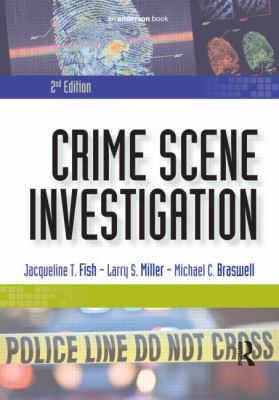 Crime Scene Investigation 9781422463314