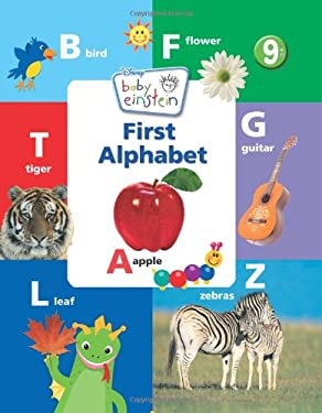 Baby Einstein: First Alphabet Book 9781423149262