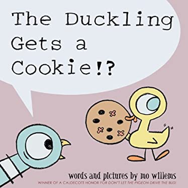 The Duckling Gets a Cookie!? 9781423151289