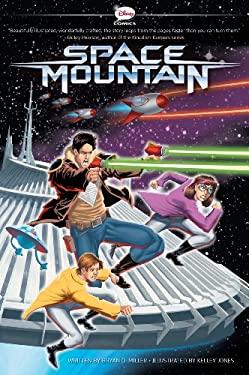 Space Mountain: A Graphic Novel (Disney Original Graphic Novel)