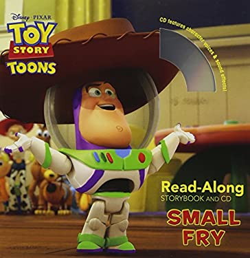 Small Fry Read-Along Storybook and CD 9781423165613
