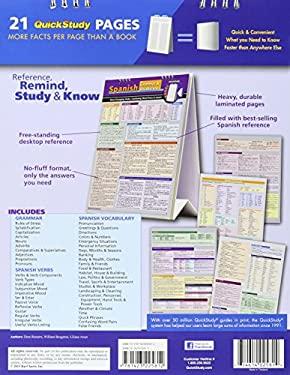 Spanish (Quickstudy)