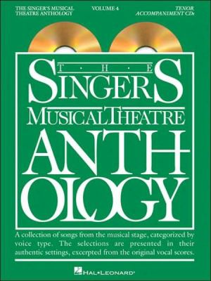 Singer's Musical Theatre Anthology: Tenor Volume 4