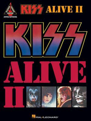 Kiss - Alive II 9781423404170