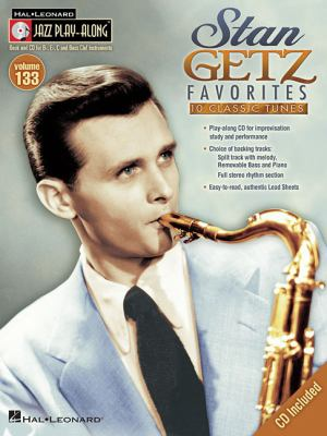 Stan Getz Favorites [With CD (Audio)] 9781423475330