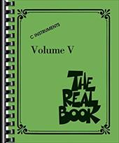 The Real Book - Volume V: C Edition 16523559
