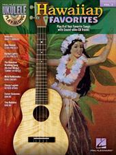 Hawaiian Favorites: Ukulele Play-Along Volume 3