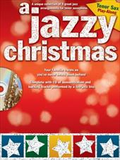 A Jazzy Christmas: Tenor Sax [With CD (Audio)] 11652318