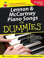 Lennon & McCartney Piano Songs for Dummies 12115428