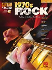1970s Rock: Guitar Play-Along Volume 127 12810844