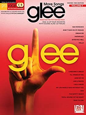 More Songs from Glee: Women/Men Edition: Music from the Fox Television Show [With 2 CDs]