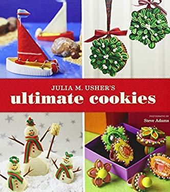 Ultimate Cookies 9781423619345