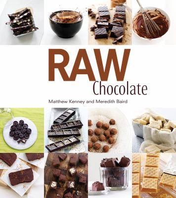 Raw Chocolate 9781423621058