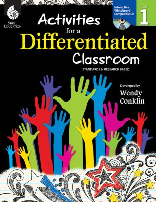 Activities for a Differentiated Classroom Level 1 9781425807337