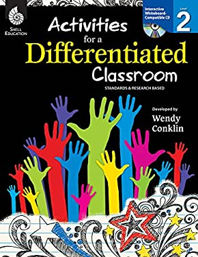 Activities for a Differentiated Classroom, Level 2 [With CDROM] 9781425807344