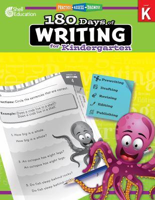 180 Days of Writing for Kindergarten