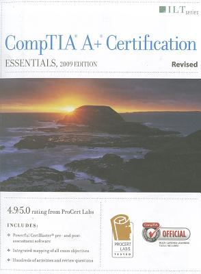 CompTIA A+ Certification Student Manual: Essentials 9781426021749