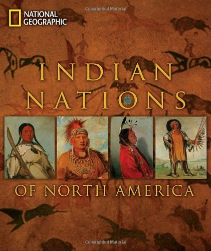 Indian Nations of North America 9781426206641