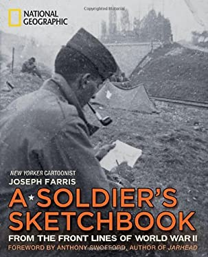 A Soldier's Sketchbook: From the Front Lines of World War II 9781426208171