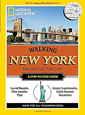 Walking New York: The Best of the City 9781426208737
