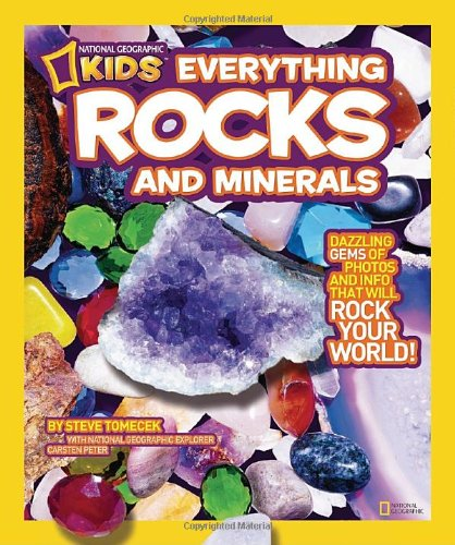 National Geographic Kids Everything Rocks & Minerals 9781426307683