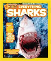 National Geographic Kids Everything Sharks 11465514