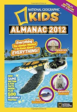 National Geographic Kids Almanac 9781426307836
