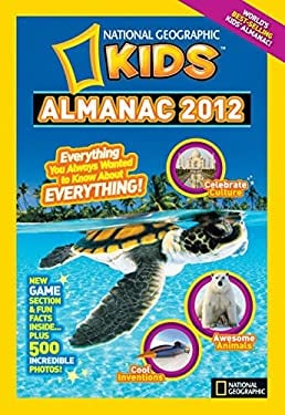 National Geographic Kids Almanac 2012 9781426307843