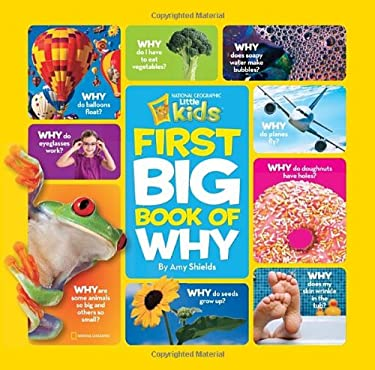 National Geographic Little Kids First Big Book of Why 9781426307935