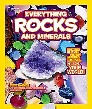 National Geographic Kids Everything Rocks & Minerals 9781426308017