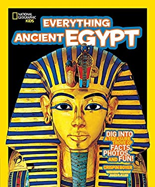 Everything Ancient Egypt as book, audiobook or ebook.