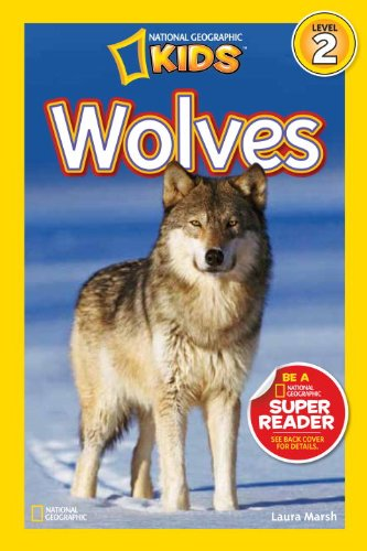 National Geographic Readers: Wolves 9781426309137