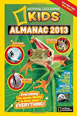 National Geographic Kids Almanac 9781426309243