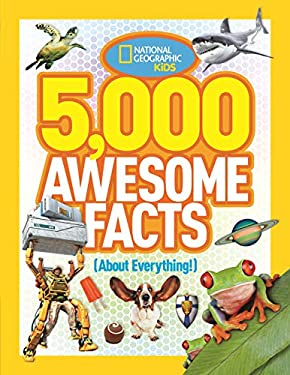 5,000 Awesome Facts (about Everything!) 9781426310492